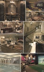 Luxury Home Plans With Basement Luxury Basement Interior Designs Home Tree Atlas