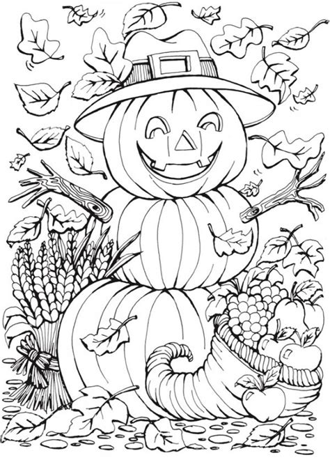 fall coloring 6 fall coloring pages sting