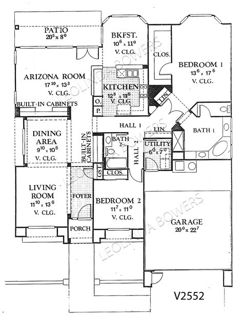 sun city west floor plans sun city west galeria floor plan