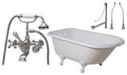 57 inch bathtub 57 inch claw foot bathtub with british telephone faucet