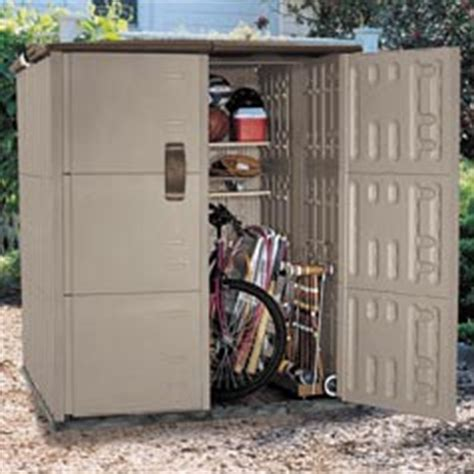 patio storage shed rubbermaid storage sheds deck and patio boxes storage