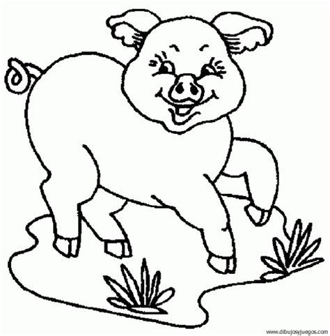 imagenes para dibujar de ovejas dibujo de cerdo 56 dibujos y juegos para pintar y colorear