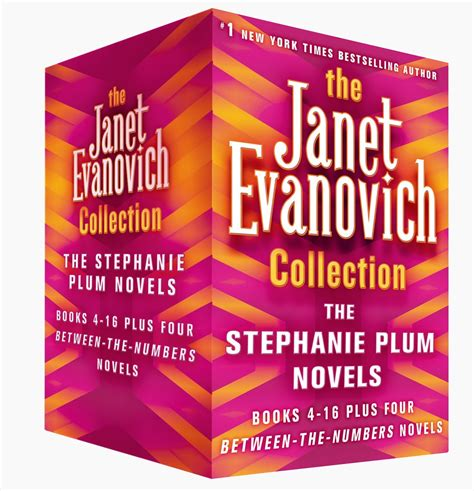 twenty four a plum novel books the janet evanovich collection the plum novels
