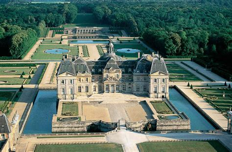 vaux le vicomte 1658 maincy architecture