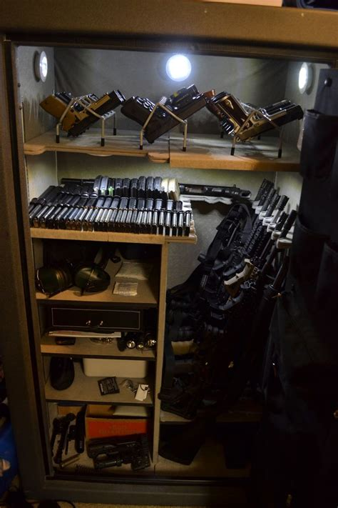 Convert Closet To Safe Room by 25 Best Ideas About Gun Closet On Safe Door