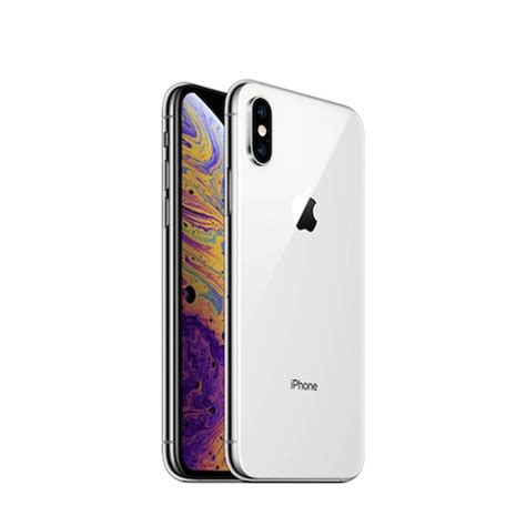 bendary stores apple iphone xs max  gb silver