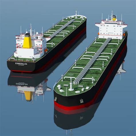 Oil Tanker 3D Model   FormFonts 3D Models & Textures