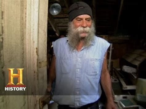 the history of tom american pickers hippie tom history youtube