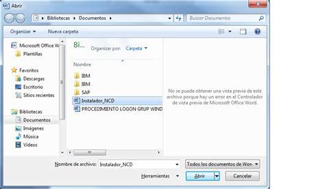 windows 10 imagenes vista previa error en el controlador de vista previa de microsoft