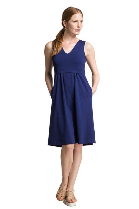 New Look Gift Card Ireland - boob design tilda organic maternity nursing dress in cobalt