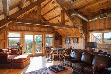 Simple Barn With Living Quarters   Joy Studio Design