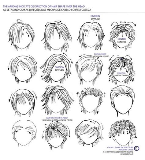 Hairstyle Helpers by Hair Styles Hair In The Pencil