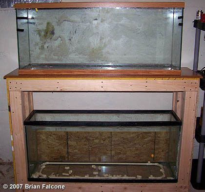 55 Gallon Stand 17 best images about aquarium stand plans fish tank