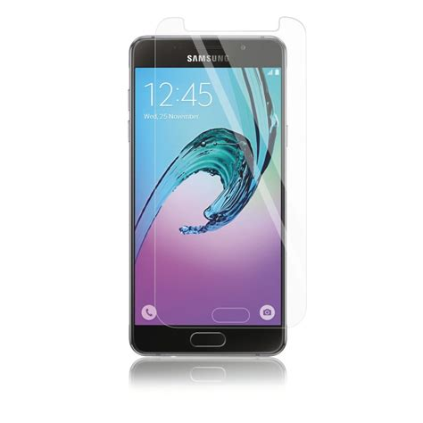 Samsung Galaxy J5 2016 Zineq Tempered Glass Anti Gores Screen Guard panzer tempered glass sk 228 rmskydd samsung galaxy j5 2016 themobilestore