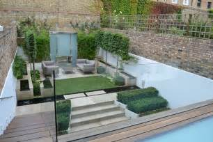 Ideas For Small Gardens Uk Modern Materials Small Garden Ideas Design Houseandgarden Co Uk