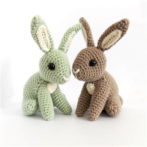 amigurumi pattern rabbit hopscotch bunny amigurumi pattern by irenestrange craftsy