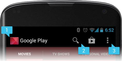 android layout no action bar action bar search view edumobile org