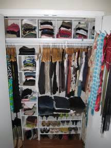 Small Organized Closet by Sneaky Ways To Organize Your Closets For Small Room