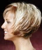 hairstyles with weight lines blended in jo baldwin mobile ladies hairdressing in peterborough