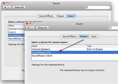 soundflower bed soundflower mac os скачать софт портал