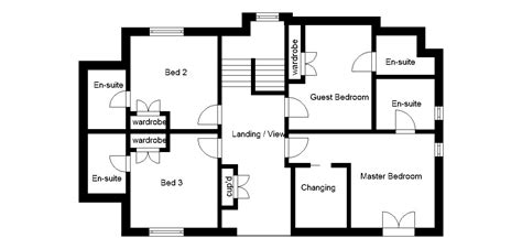 self build floor plans house plans contemporary riverside self build build it