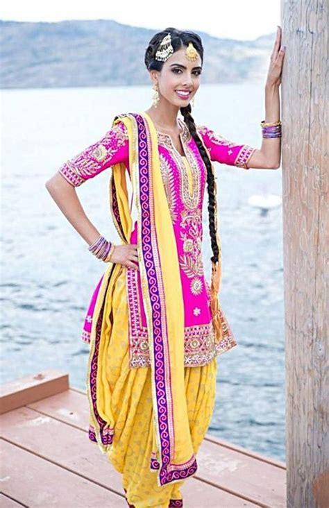fashion mag new punjabi shalwar kamiz suits punjabi dress fashion in patiala style mehndi look punjabi pinterest patiala