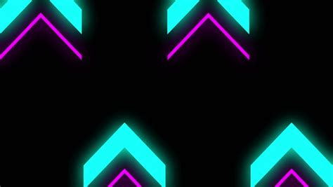 colorful arrow wallpaper abstract background arrow stock footage video 6510191