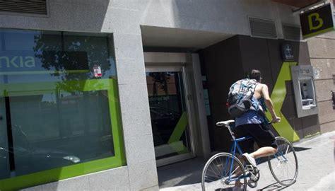 oficinas bankia granada bankia espera alcanzar el mill 243 n de clientes atendidos por