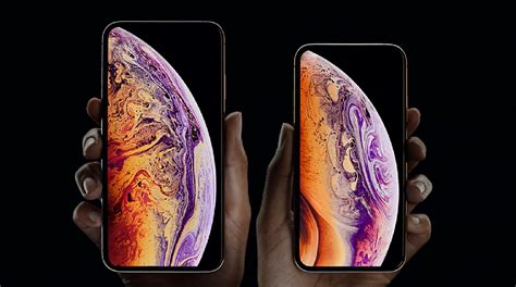 iphone xs  iphone xs max officially unveiled  apple