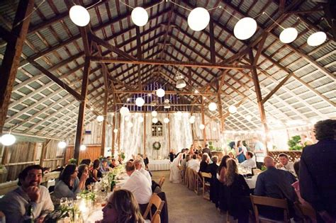 wedding in california venues barn wedding venues in california