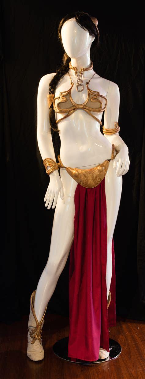 Leia Dress the mystery of the princess leia costume starwars