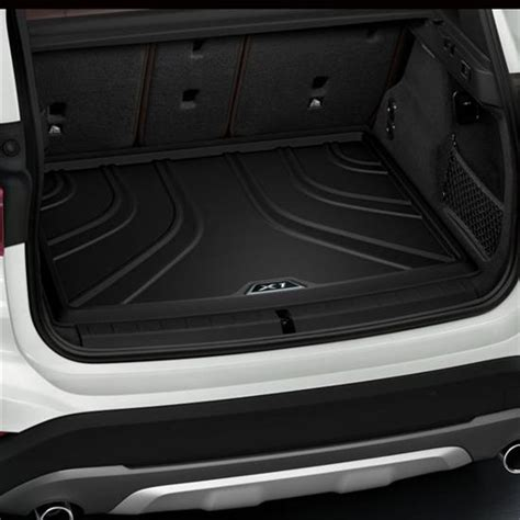Bmw X5 All Weather Mats by Shopbmwusa Bmw All Weather Trunk Mat