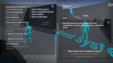 game design quest system quest and dialogue system by svyatoslav kokurin in