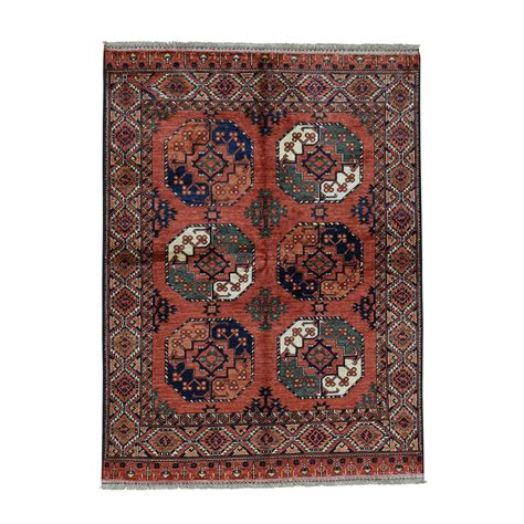 Elephant The Rug Meaning by 5 2 Quot X6 10 Quot Afghan Ersari Turkoman Elephant Design