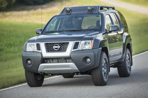 2014 nissan xterra styling review 2014 nissan xterra new car review autotrader