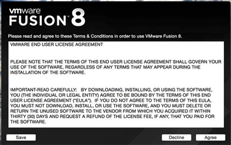 install windows 10 vmware fusion how to install windows 10 on os x in vmware fusion 8