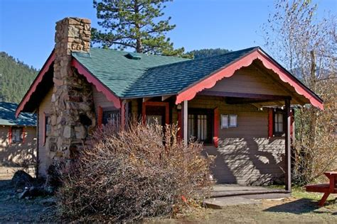 Cabins Estes Park Area by Tiny Town Cabins Hotels Yelp