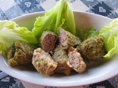 cucina ucraina ricette polpette di verza ricetta ucraina universocucina