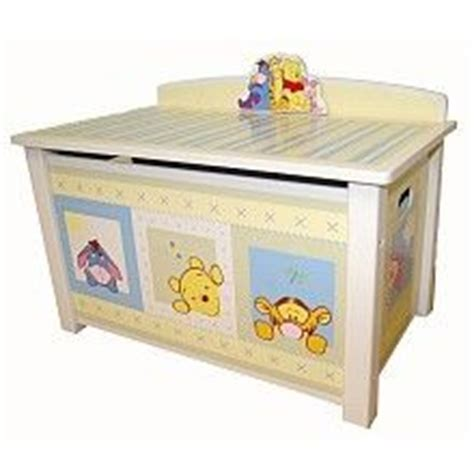 winnie the pooh toy box bench baules on pinterest blanket chest toy chest and toy boxes