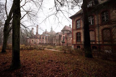 abandoned places abandoned places 9401434778 s hospital the haunted beelitz sanatorium strange abandoned places