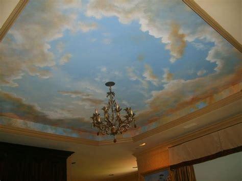 Ceiling Murals Wallpaper by Best 25 Ceiling Murals Ideas On Starry