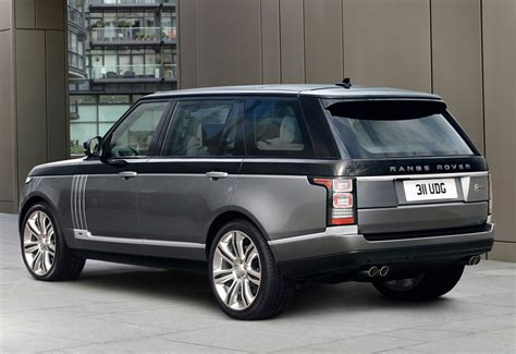 45 years of british design land rover 2015 land rover range rover svautobiography lwb