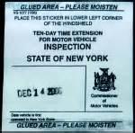 new york state car inspection new york