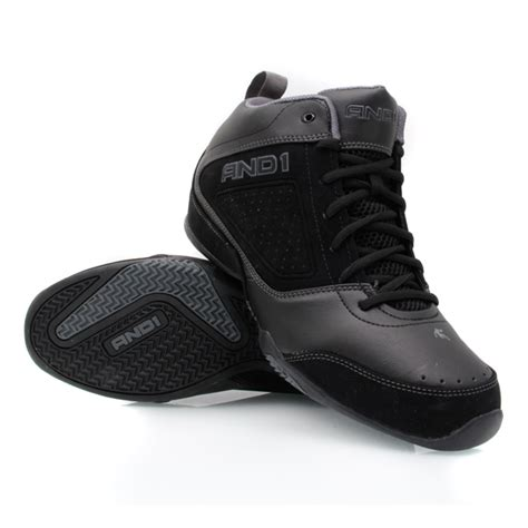 and 1 basketball shoes 33 and1 renegade mid mens basketball shoes black