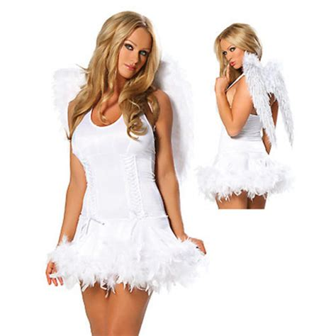 Hairstyles For Angel Costume | hairstyles makeup costumes 20 characters for halloween