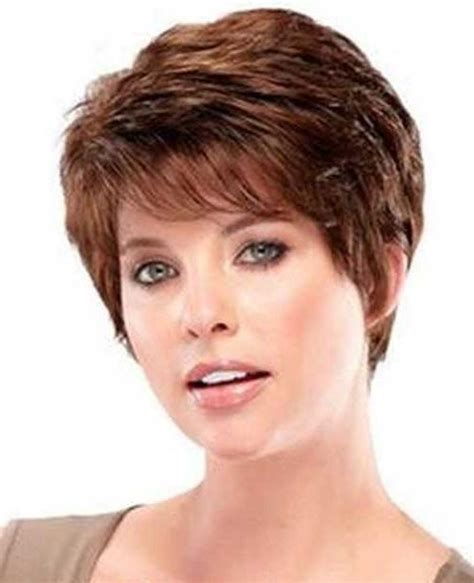 easy short hair styles for thin hair over 50 short hairstyles for thin hair women over 50 best short