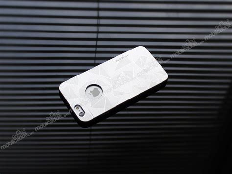 Iphone 6 Motomo Metal motomo prizma iphone 6 6s metal silver rubber