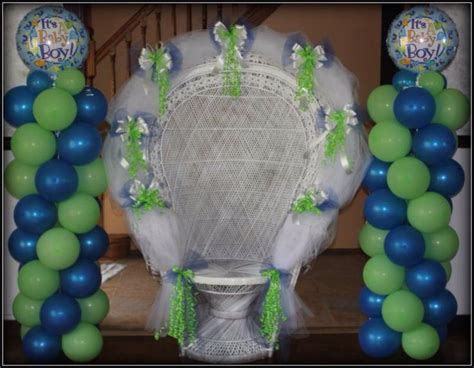 Baby Shower Chair Decoration Ideas by Baby Shower Ideas A Collection Of Diy And Crafts Ideas To