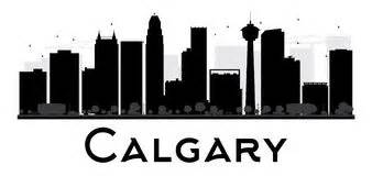 Calgary Outline by Calgary Clipart Clipground