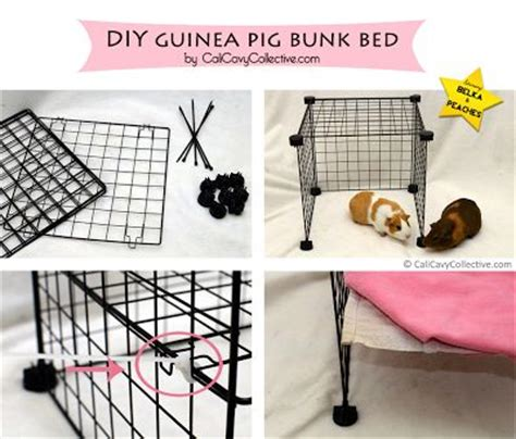 how to make a guinea pig bed 1000 ideas about guinea pig cages on pinterest guinea